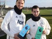 """Bóng đá - MU """"nhuộm đỏ"""" giải thưởng NHA tháng 12, Conte lập kỷ lục"""