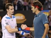 Thể thao - Úc mở rộng 2017: Murray không ngán đụng độ Federer