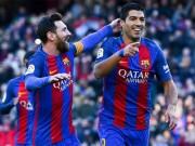 Bóng đá - Chi tiết Barcelona - Las Palmas: Tan vỡ hoàn toàn (KT)