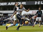 Bóng đá - Tottenham - West Brom: Hat-trick và phản lưới nhà