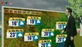 Dự báo thời tiết 14/1: Không khí lạnh suy yếu, Bắc Bộ nhiệt độ tăng dần