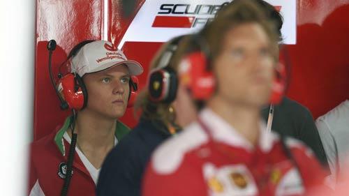 Tin thể thao 15/1: Con trai Schumacher được Ferrari mời