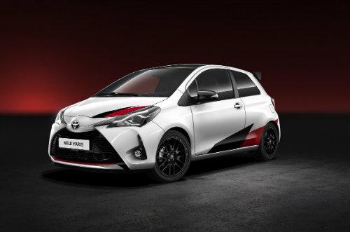 2018 Toyota Yaris: Cơn ác mộng của Ford Fiesta