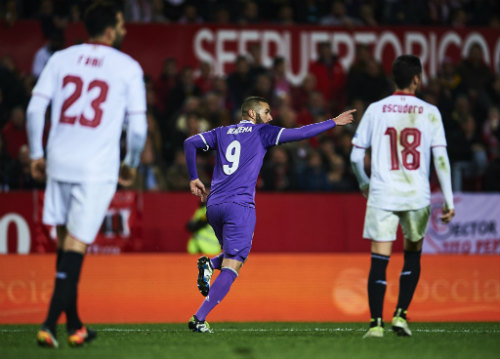 Sevilla – Real Madrid: