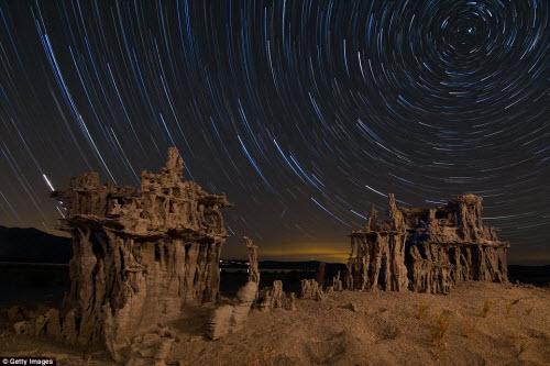 Ngắm những tháp đá độc đáo như trên hành tinh lạ - 4