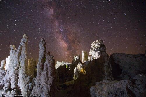 Ngắm những tháp đá độc đáo như trên hành tinh lạ - 10