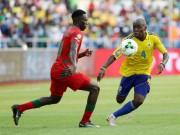 """Bóng đá - Gabon - Guinea-Bissau: Rơi """"vàng"""" phút 90"""