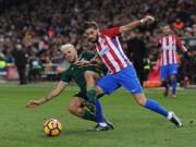 Bóng đá - Atletico - Real Betis: Định đoạt sau 8 phút