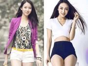 Bạn trẻ - Cuộc sống - Chân dài giống Hoa hậu Trương Tử Lâm khiến dân mạng sôi sục