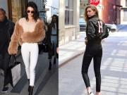 Thời trang - Cuối cùng Kendall Jenner cũng tiết lộ cách thức mặc đẹp
