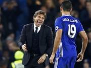 """Bóng đá - Vụ Costa """"dở chứng"""" ở Chelsea: """"Ngón đòn"""" của Conte"""