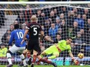 Bóng đá - Chi tiết Everton – Man City: Tan nát tại Goodison Park (KT)