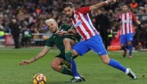 Atletico - Real Betis: Định đoạt sau 8 phút