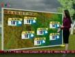 Dự báo thời tiết VTV 15/1: Nam Bộ mưa lớn, Bắc Bộ tạnh ráo