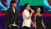 Hồ Quang Hiếu nói bạn gái mập trên sóng truyền hình