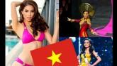 Tự hào nhan sắc mỹ nhân Việt tại Hoa hậu Hoàn vũ