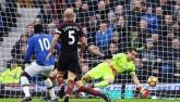 Everton - Man City: Choáng váng những cú đấm uy lực