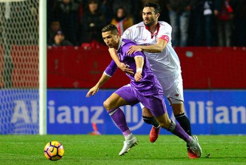 """Sevilla - Real Madrid: Penalty không cứu được """"tội đồ"""" - 1"""