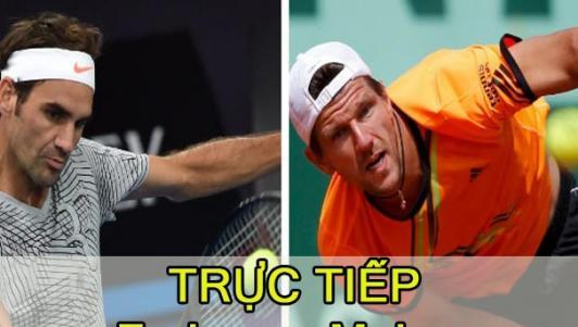 TRỰC TIẾP Federer – Melzer: Federer đòi lại break