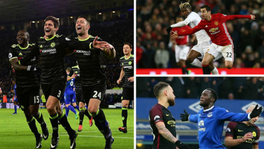Tiêu điểm NHA V21: Manchester ảm đạm, Chelsea bứt phá