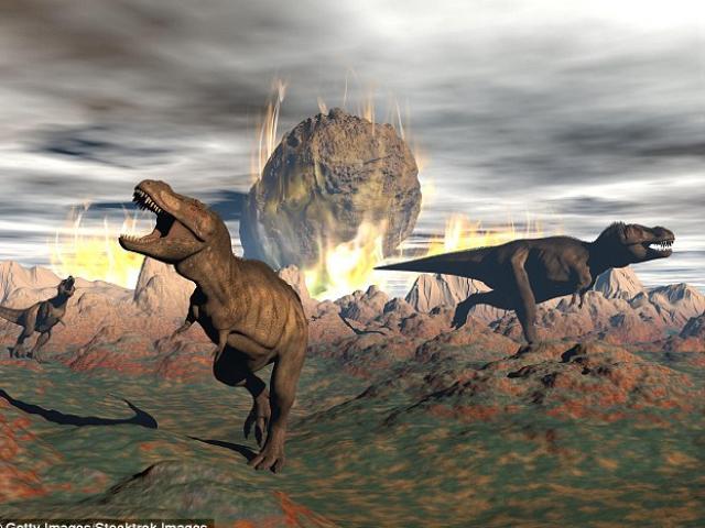 Nguyên nhân thực sự khiến loài khủng long tuyệt chủng