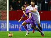 """Bóng đá - Sevilla - Real Madrid: Penalty không cứu được """"tội đồ"""""""