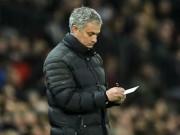 """Bóng đá - Chuyển nhượng MU: Mourinho gặp """"sếp lớn"""" đòi 4 tân binh"""