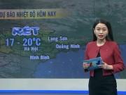Tin tức trong ngày - Dự báo thời tiết VTV 16/1: Mưa giảm ở Nam Bộ