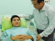 Sức khỏe đời sống - 5 lần phẫu thuật cứu anh công an trẻ
