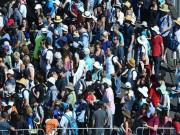 Thể thao - Australian Open ngày 1: Wawrinka khổ chiến 5 set