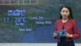 Dự báo thời tiết VTV 16/1: Mưa giảm ở Nam Bộ