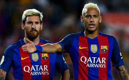 """Đắt giá nhất thế giới: Neymar - Messi cho CR7 """"hít khói"""""""