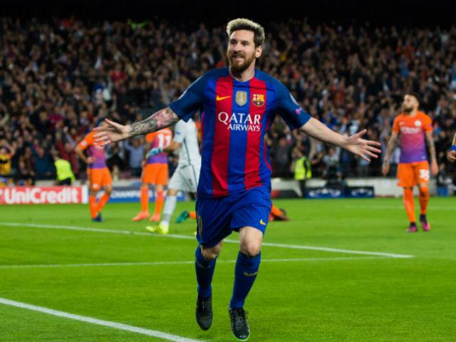 Man City - Pep đòi mua Messi 100 triệu bảng: Thật hay đùa?