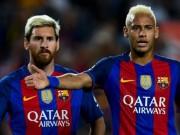 """Bóng đá - Đắt giá nhất thế giới: Neymar-Messi cho CR7 """"hít khói"""""""