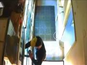 Phi thường - kỳ quặc - Video: Thanh niên thản nhiên ăn trộm trăn giấu trong quần