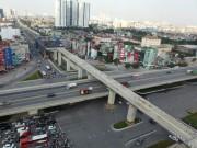 Tin tức trong ngày - Đường sắt trên cao Nhổn - ga HN sẽ chạy tối đa 80km/h