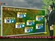 Dự báo thời tiết VTV 17/1: Bắc Bộ mưa rét, Nam Bộ giảm mưa