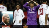 Real Madrid hết bất bại: Quẳng gánh lo đi mà... đá