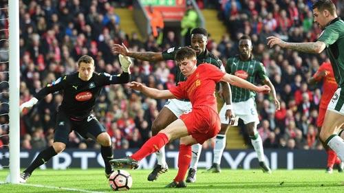 """Plymouth – Liverpool: Bắt buộc phải """"khai xuân"""" - 1"""
