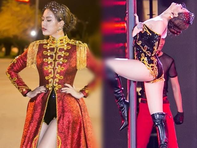 Khó rời mắt trước màn múa cột sexy của mỹ nhân Việt - 15
