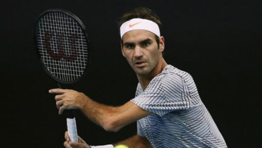 Federer - Rubin: Đối thủ trẻ không đơn giản (V2 Australian Open)