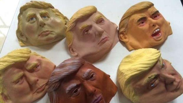 Công ty Trung Quốc kiếm bộn tiền nhờ bán mặt nạ Trump - 3