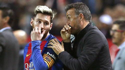 Rối bời Barca: Messi, HLV trưởng lẫn dự bị cùng ra đi