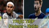 Chi tiết Federer – Rubin: Bừng tỉnh kịp lúc (KT)