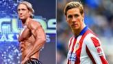 """Phát sốt: """"Torres"""" chuyển nghề làm lực sĩ vô địch"""