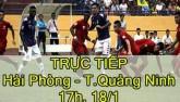 Chi tiết Hải Phòng – T.Quảng Ninh: Thế trận bế tắc (KT)