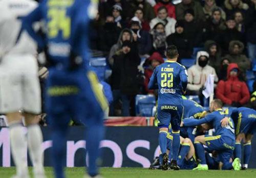 Real Madrid - Celta Vigo: 6 phút 3 bàn thắng - 1