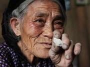 Gặp lại cặp vợ chồng già ăn  bánh đất ,  bánh ngói  ở Vĩnh Phúc