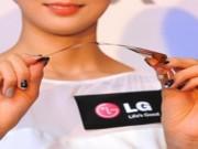 LG được cấp bằng sáng chế mới về smartphone có khả năng gập lại