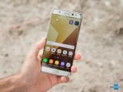 Hàng nghìn người dùng vẫn sử dụng Galaxy Note 7